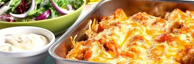By på en smaksrik tacograteng