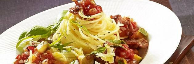 Raskere enn dette kan du ikke lage spagetti