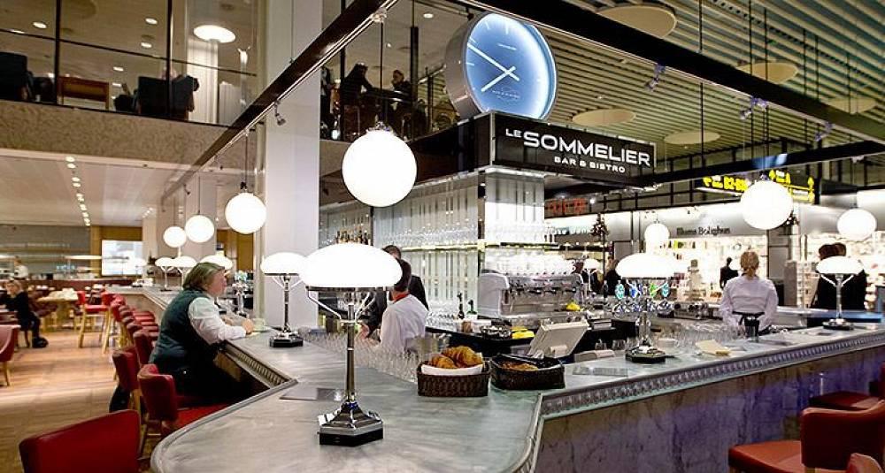 Dansk flyplass-restaurant til topps på ny liste