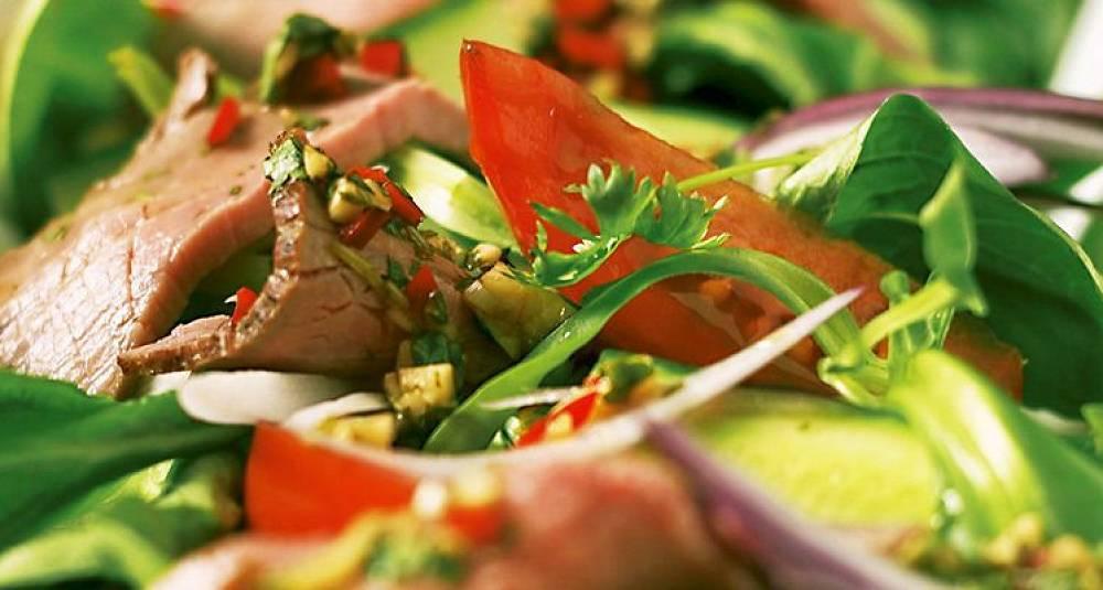 Disse salatene må du prøve