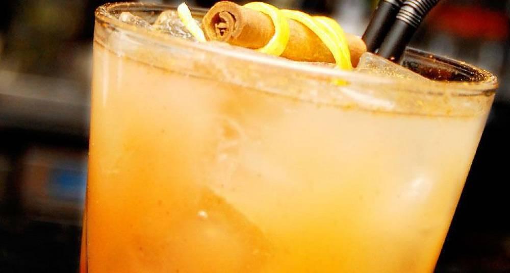 Du har alt du trenger til denne drinken