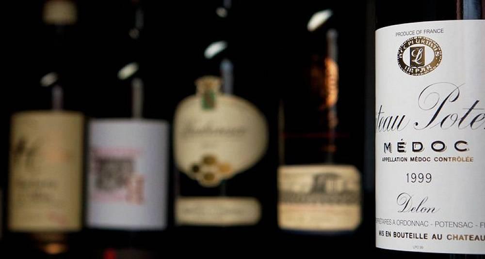 13 år gammelt vinkupp