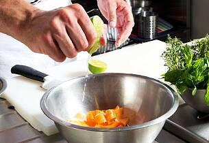 Bli en mesterkokk med Apéritifs tredagers kokkeskole – Matkurs 17., 18. og 19. februar