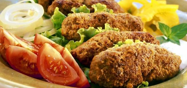 Kjøttboller fra Kashmir - Kashmiri Koftas