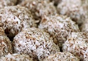 Tradisjonelle kokosboller