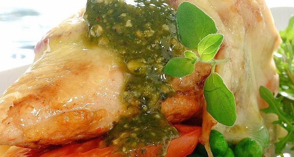 Lunt kyllingsmørbrød