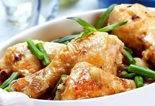 Festgryte med kyllinglår