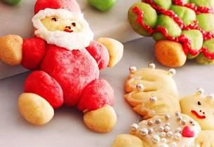 Morsomme julekaker
