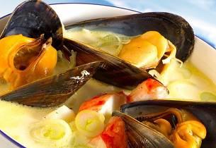 Min fineste fiskesuppe