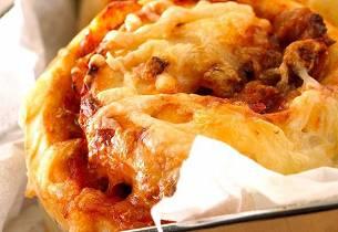 Pizzasnurrer med mye deilig smak
