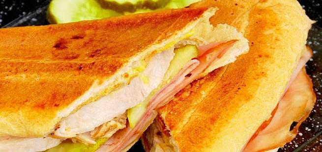 cubansk sandwich