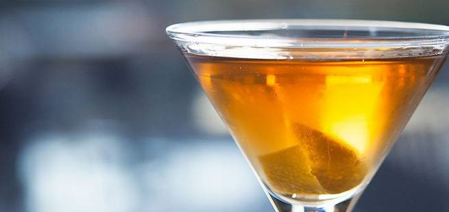 Improved whisky cocktail