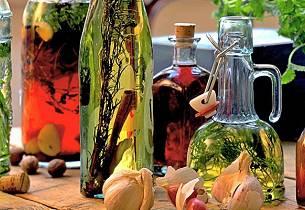 Salatdressing med valmuefrø