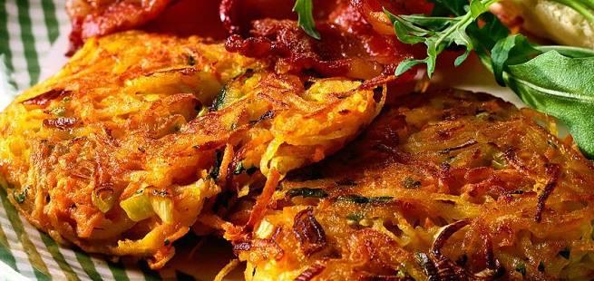 Grønnsakskarbonader à la Lindstrøm