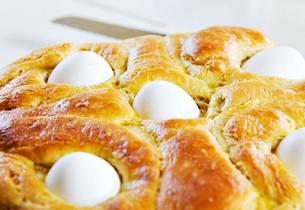 Gresk påskebrød