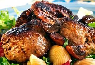 Kjøttkaker i balsamico