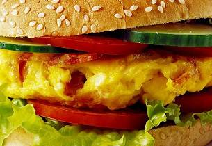 Burgeromelett