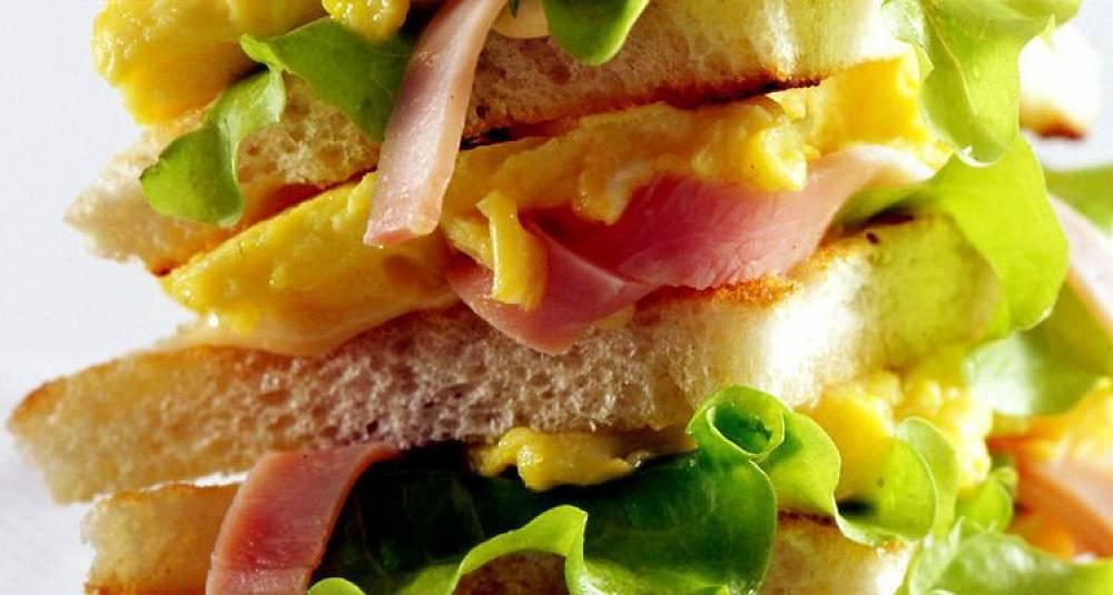 Omelett i høyden