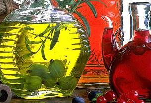 Vinaigrette med honning og sjalottløk
