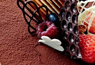 Sjokoladeparfaitkake
