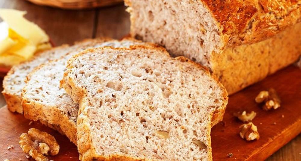 Glutenfritt nøtte- og krydderbrød