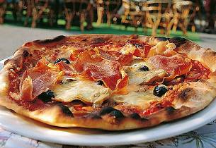 Pizza fire årstider III