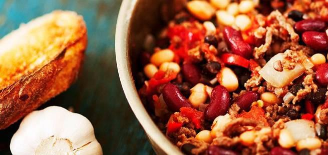 Slik lager du ekte Chili con carne