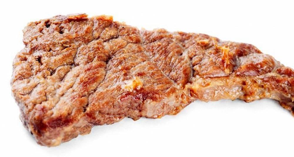 Vaca Frita (stekt ku)