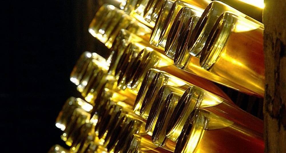 Champagnekupp på spesialpolet