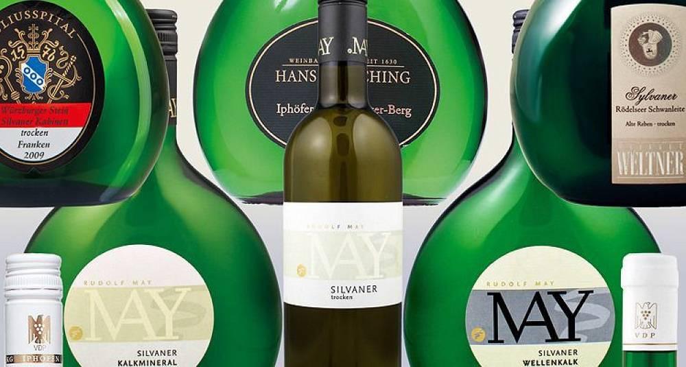 Test av viner fra Franken