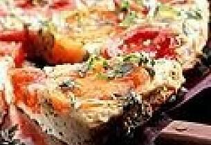 Tranebær-Valnøtt Brød med Kokos mel