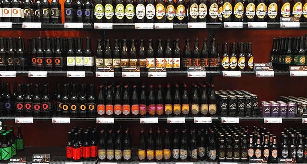 Det sterke ølet får egne butikker