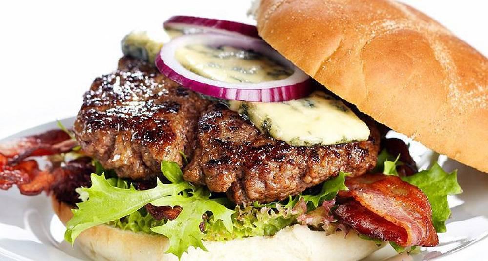 Fredag er burgerdag. Prøv denne spennende versjonen