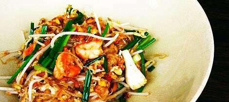 Prøv en av disse 13 thaiinspirerte oppskriftene