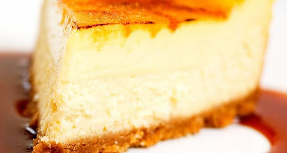 En krydret ostekake som denne blir populær
