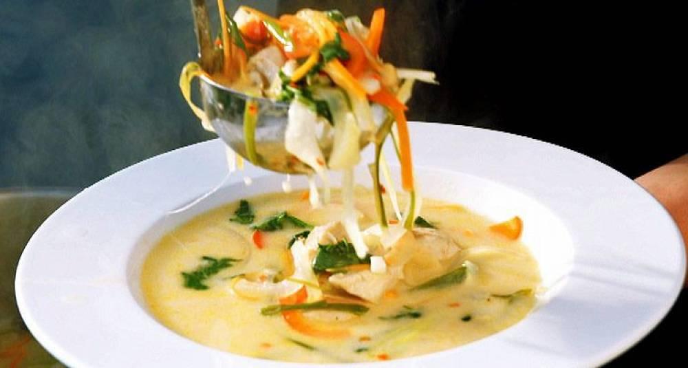 Denne suppen får fart på smaksløkene