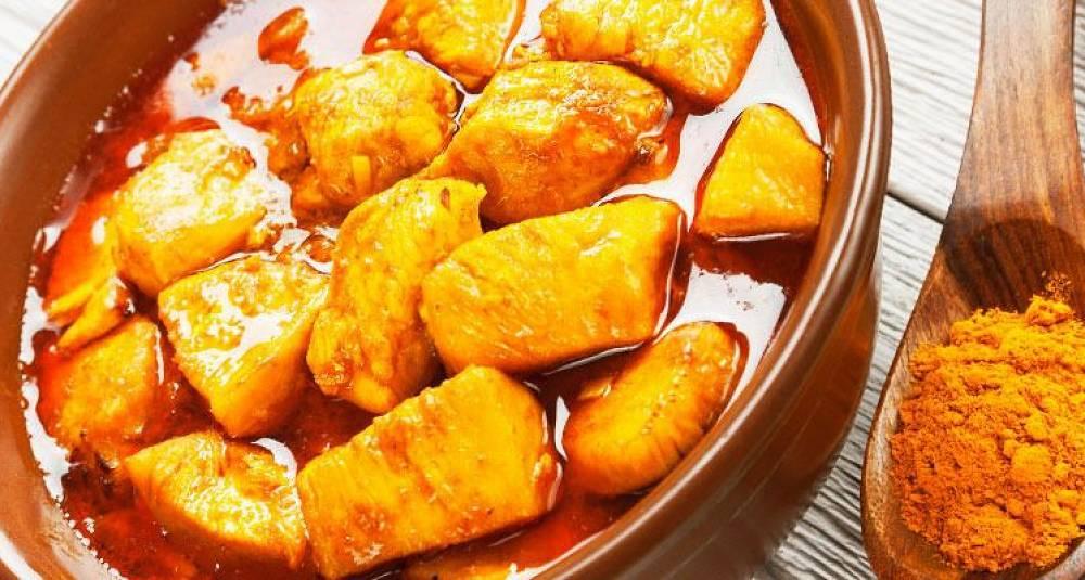 Lær å lage ekte indisk curry