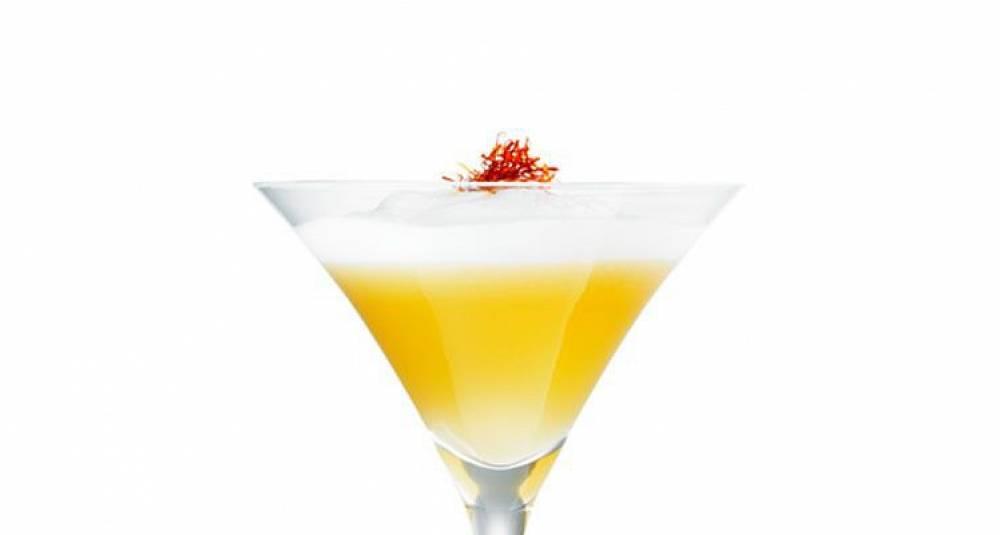 By på en vårlig og krydret drink