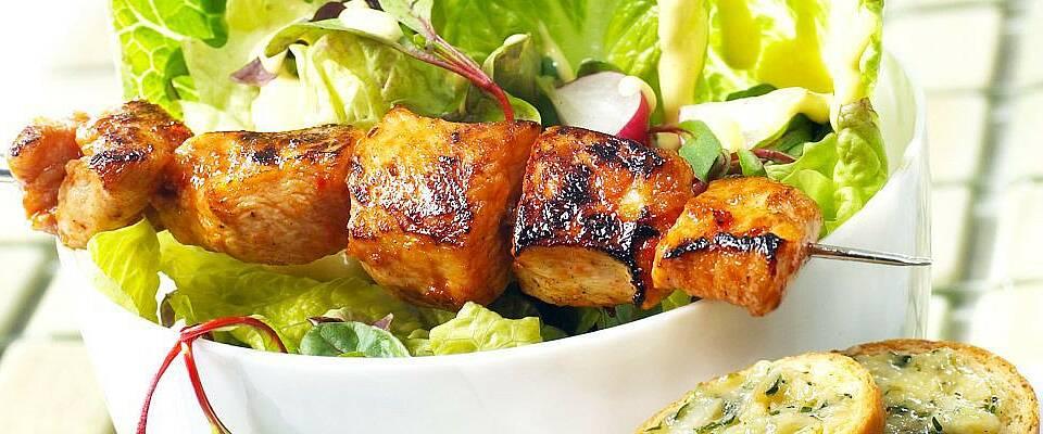 Prøv denne vrien på cæsarsalat
