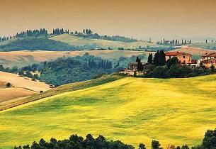 La deg forføre av vinene fra Toscana
