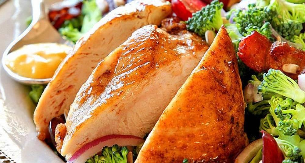 Denne vrien på kylling med salat har du kanskje ikke prøvd