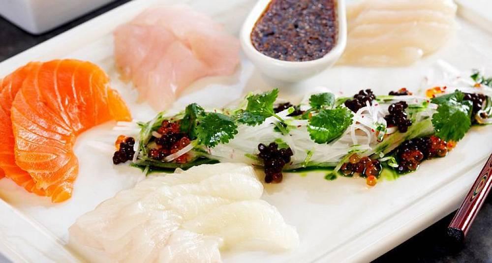 Overrask med hjemmelaget sushi i dag