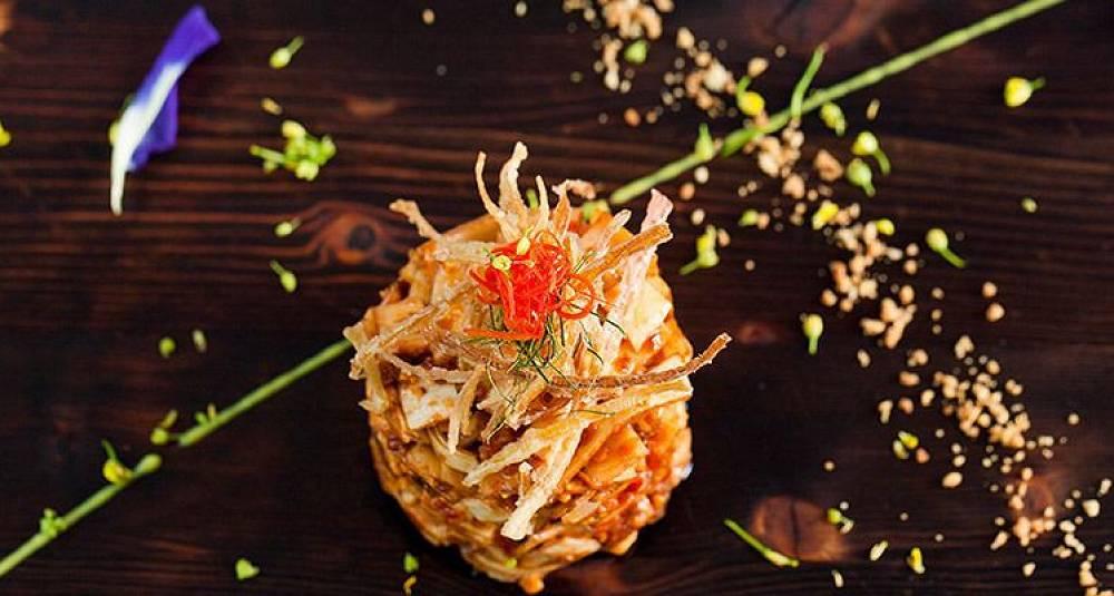 Tar thaikjøkkenet til nye høyder