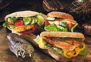 Fisk som håndmat