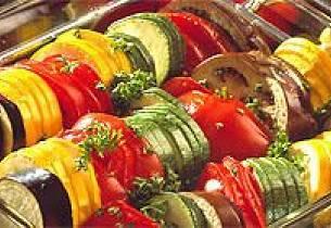 Varm grønnsakseng