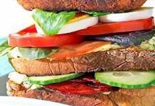 Spekematens Club sandwich
