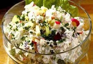 Cottage Cheese-salat