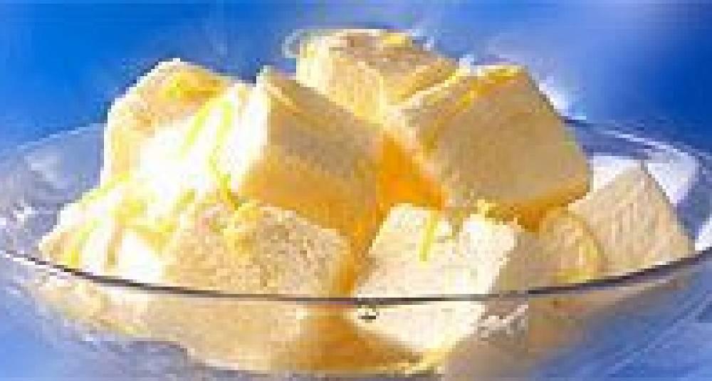 Sitron- og kremostis
