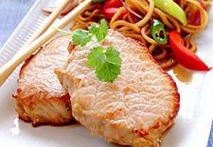 Asiatisk filet