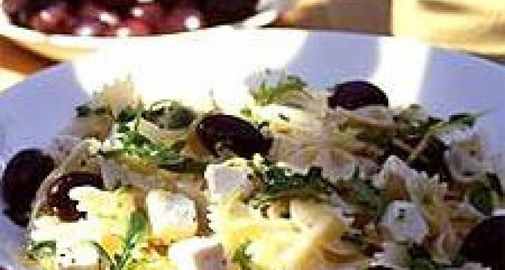 Pasta fra Middelhavet
